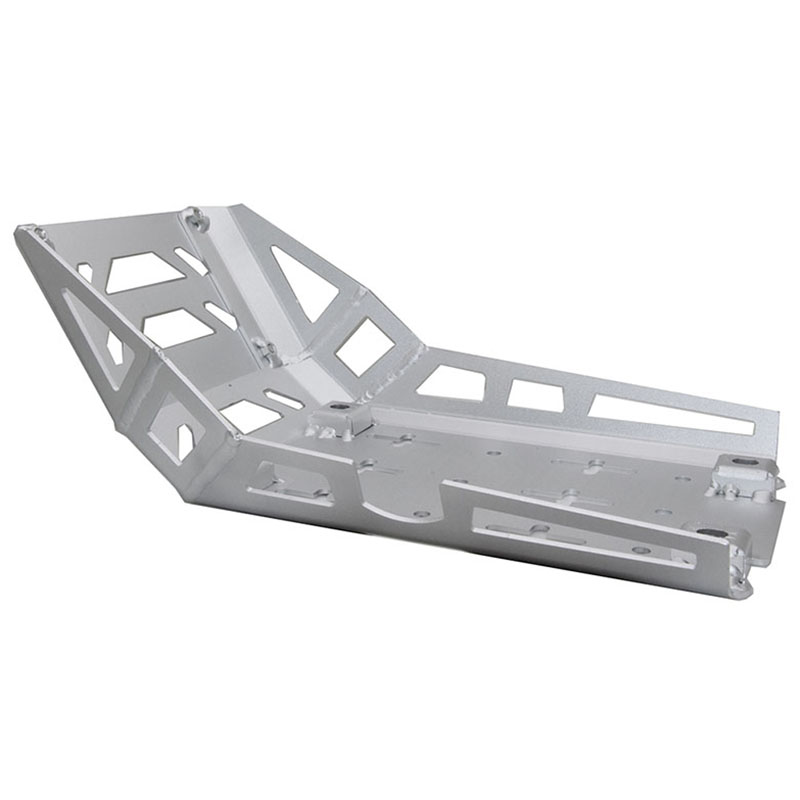 New For BMW G310GS G310R 2017-2018 Motorcycle Chassis Protection Expedition Skid Plate Engine Chassis Protective Cover Guard (6)