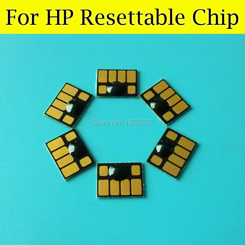 2 Sets/Lot HP705 Resettable Cartridge Chip For HP 705 Use For HP Designjet 5100 Printer<br><br>Aliexpress