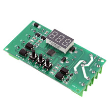 LED Digital Display Motor Reversible Module Relay Control Dual Programmable PLC 12V DC Motor Reversible Kit Cycle Delay Timing