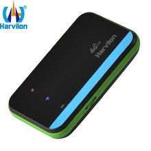 Travel Partner 4G LTE WCDMA GSM Wifi Router Mobile Hotspot Car Mini WiFi Wireless Pocket Router Wi-Fi With Sim Card Slot