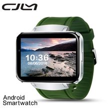 Smart watch Android GPS WIFI Smartwatch DM98 MTK6572 Camera Video Call Function 3G Bluetooth Wearable Devices For IOS And(China)