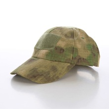 2016 Free shipping! Hiking male hat Summer camping man's Camouflage Tactical hat army Fishing bionic Baseball cadet Military cap
