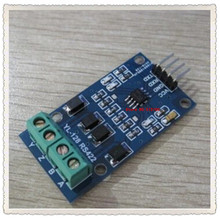 5PCS RS422 module transfers between TTL bidirectional signals Full duplex 422 turn microcontroller MAX490 TTL module