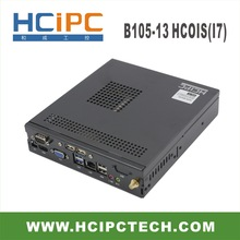 HCiPC B105-13 HCOIS(I7),I7 Mini BOX PC, I7Mini Barebone,I7 mini computer,desk PC computer,I7 Mini ITX motherboard,Industrial PC