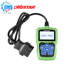 Original OBDSTAR VAG PRO Auto Key Programmer No Need Pin Code Support New Models and Odometer VAG Key Programmer Free Shipping(China)
