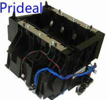 Prideal 90% new Ink Supply Station (ISS) for HP DesignJet 500 500PS 800 800PS 815MFP 820 plotter parts C7769-60373 C7769-60148