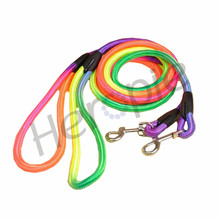Harness For Dog Collars Leash For Dogs Training Lead Strap Adjustable Perro Nylon Collar For Small Dogs Traction Laisse Chien(China)
