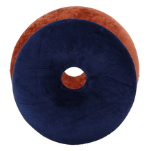 40CM Round Donut Ring Car Chair Seat Cushion Hip Support Pillow for Home Office