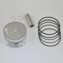 High Performance Motorcycle Piston Kit Rings Set For HONDA STEED600 KWO STD Bore Size 75mm NEW(China)