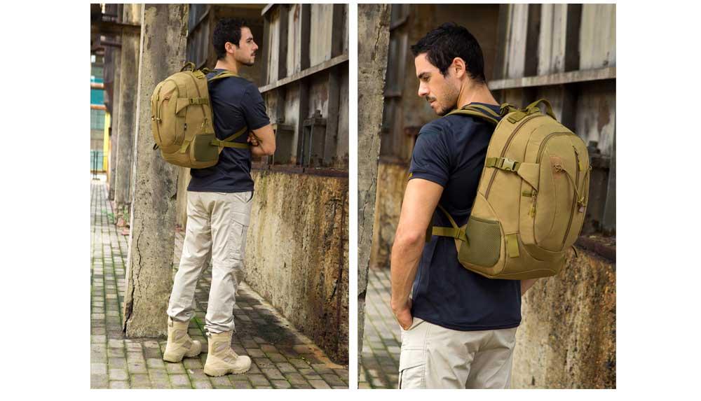 Backpack BigBoz.Biz Military Sport 12