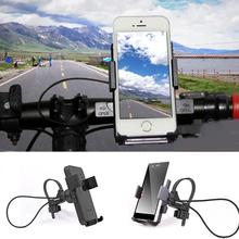 2017 MTB Bike Phone Holder Secure Brand Clip Grip Bicycle Handlebar Phone Mount Bracket For iPhone 7 8 ,for Samsung,for GPS(China)