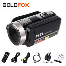 "3.0"" Digital Video Camera Rotatable LCD Screen Mini Camcorder 1080P Full HD 24 MP CMOS  Support Face Detection"