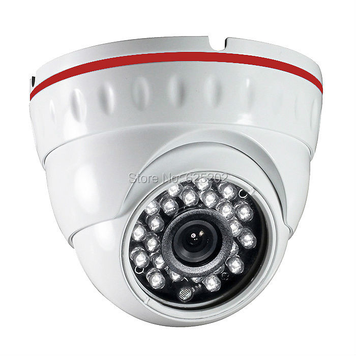 Security Hot Sell AHD 1080P 2.0MP Waterproof  CCTV Dome Surveillance Camera System Product with IR<br>