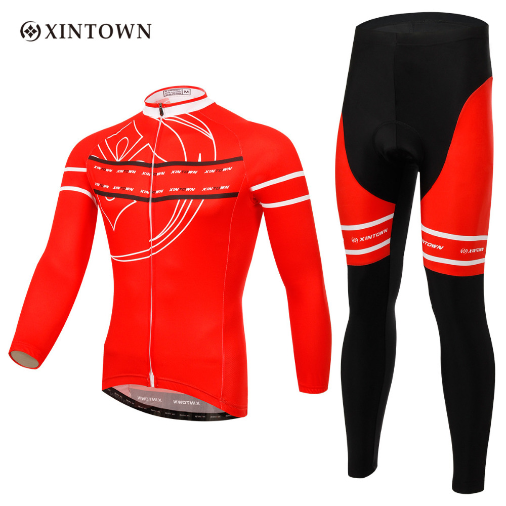 New Arrival Women Men Stylish Printing Cycling Jersey Sets Outdoor Sports Breathable Anti-sweat Clothing Ropa Ciclismo 2 Colors*<br><br>Aliexpress