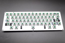 CNC Aluminum HHKB Case Satan PCB Plate Switches Led Stabilizers Keycaps DIY Kit For HHKB MX Switches Mechanical Keyboard