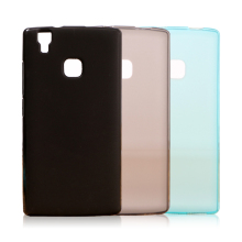 DOOGEE X5 MAX Case TPU Silicone Anti Skid Cover for DOOGEE X5 MAX Pro Clear transparent soft Back Mobile Phone Cases