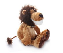 Fancytrader Super Quality 39'' 100cm Giant Plush Stuffed Wild Friends Lion FT90421