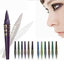 Menow 6 Color Waterproof Color Bead Light Pen Specular Eyeliner Eyeshadow Pencil 100% brand new and high quality Anne(China)