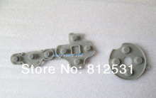 Replacement Conduction Rubber Conductive Silicone Rubber R/L Button D Pad For Xbox 360 controller   2Set/lot.