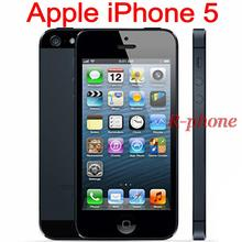 Unlocked Original Apple iPhone 5 ROM 16GB 32GB 64GB Cellphones Wifi 3G Used Mobile Phone(China)