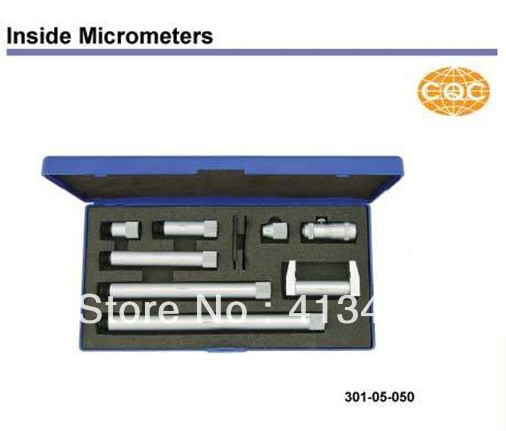 Inside Micrometers  50-150mm.2-6inch.301-12-050 The stem diameter micrometer<br><br>Aliexpress