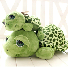 1pcs 18cm/25cm  Selling Item Kawaii Tortoise Stuffed Animal NICI Toy High Quality Soft Doll Baby Toy Free Shipping