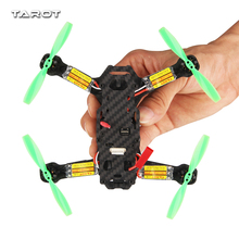 Weyland Tarot TL150H1 150mm 4-Axis Carbon Fiber Quadcopter Aircraft Drone with Camera Motor ESC Propeller Combo for RC FPV(China)