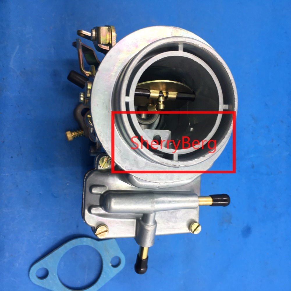 free shipping carb fit for holley 1barrel CARTER YF CARBURETOR CARBURETTOR X1538 6-792 for JEEP WILLYS TRUCK ARMY(China (Mainland))