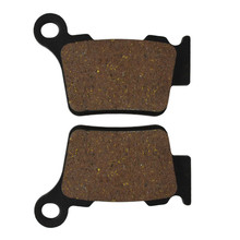Motorcycle Parts Rear Brake Pads For KTM SX450 SX 450 (4T) 2003 2004 2005 2006 Motor Brake Disk# FA368