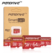 Wholesale Memory Card Micro SD Cards tf card 16GB 32GB 64gb 128gb class 10 UHS-I mini sd card 4GB 8GB Class6 tarjeta micro sd(China)