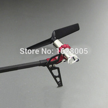 WLtoys V977 V930 RC helicopter upgrade parts Carbon fiber rear wing