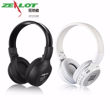 Buy Original ZEALOT B570 Foldable HiFi Stereo Wireless Bluetooth Headphone LCD Screen FM Radio Mic Support TF Card for $19.98 in AliExpress store