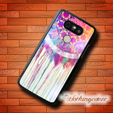 Capa Dream Catcher Colorful Case for Huawei P9 P8 Lite P7 Plus Case Cover for LG G5 G4 G3 Case for Google Nexus 5 Case.