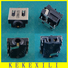 DC Power Jack Connector for Toshiba Samsung DELL Sony etc. laptop earphone audio jack interface 5X(China)