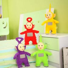 Hot Sale Teletubbies Plush Doll Toys 4pcs/set 20cm Teletubbies Stuffed Toys Baby Kids Toys High Quality