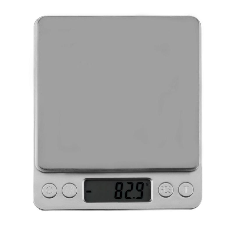 300g/0.01g Multi-function Digital Scales High Precision Electronic Jewelry Scale Balance Weighing Kitchen Scale 2 Pallets