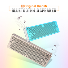 Original Xiaomi Mi Portable Bluetooth 4.0 Wireless Speaker Support Hands-free CallsTF Card AUX-in for iOS Android Smartphone