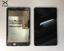 high quality LCD display+Touch Digitizer Screen with frame for Google Nexus 7 nexus7 2012 ME370TG nexus7c 3G version(China)