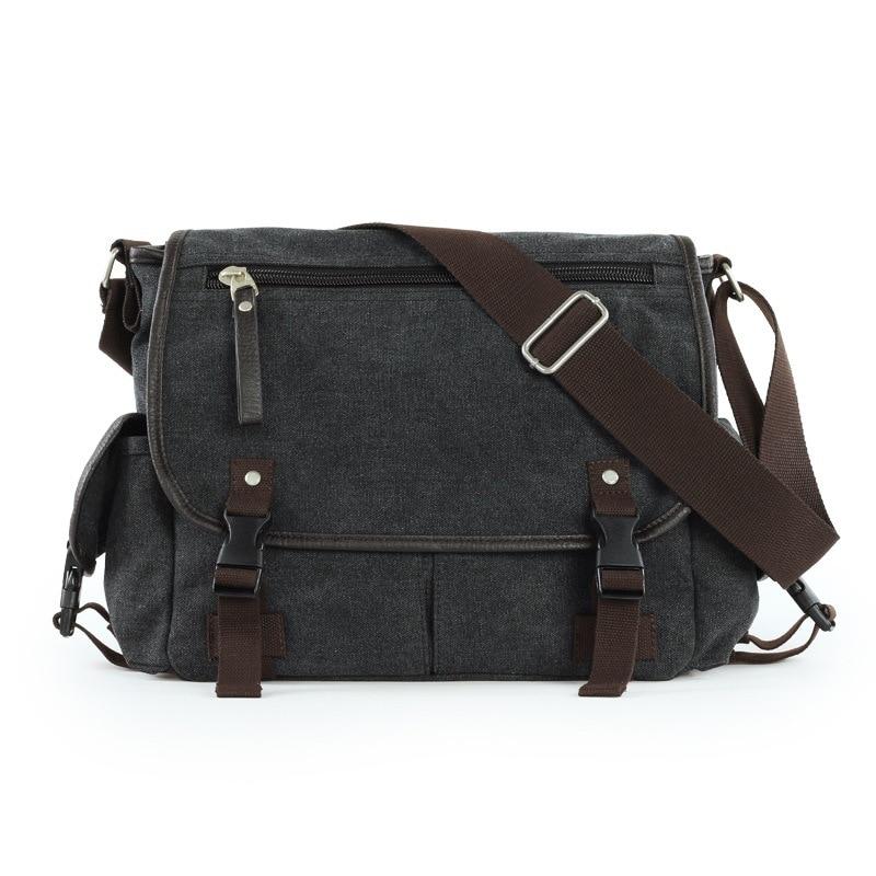 MLITDIS 2017 Hot News Men Bag High Quality Canvas Men Messenger Bags Casual School Bag Mens Shoulder Crossbody Travel Bag<br><br>Aliexpress