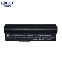 JIGU Hot Replacement High Capacity Black 6 Cells Laptop Battery FOR ASUS P22-900 12G 2G 4G 700 701(China)