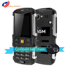 "(24 Hours Shipping) AGM M1 IP68 Waterproof 2570mAh 2.0"" 3G Mobile Phone 2.0MP Dual SIM Dual Standby Outdoor Elder people Phone(China)"