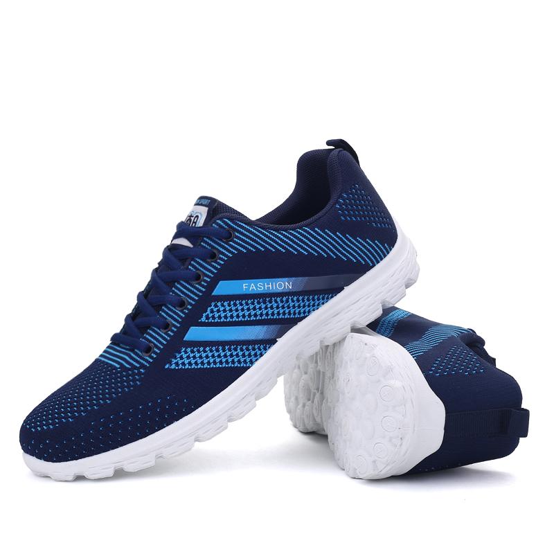 JYRhenium Sneakers Shoes Men Running Shoes 17 Lovers Outdoor Men Sneakers Sports Breathable Trainers Jogging Walking Shoes 25