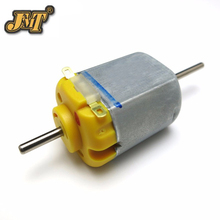 JMT 130 Long Axle Carbon Brush Motor DIY Model Motor Miniature Small Motor Wind Generator Suitable For Solar Panels(China)