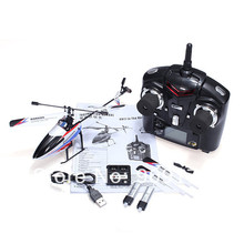 RC Helicopter Wltoys V911-Pro V911-2 V911-V2 4Channel 2.4GHz Gyroscope Remote Control(China)