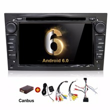 Android 6.0 Quad Core Car DVD Player Stereo GPS bluetooth Radio Wifi For Opel CORSA ASTRA ZAFIRA VECTRA ANTARA(China)