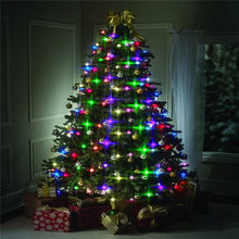 VNL Christmas Tree LED String Lights Colourful Changeable Twinkling Night Wedding  Lamp Holiday Home Garden Party Decoration 38da6764547e