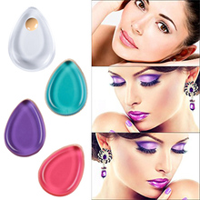 Sponge Blender water drop-shaped Silicone Sponge makeup puff For Liquid Foundation BB Cream Beauty Essentials