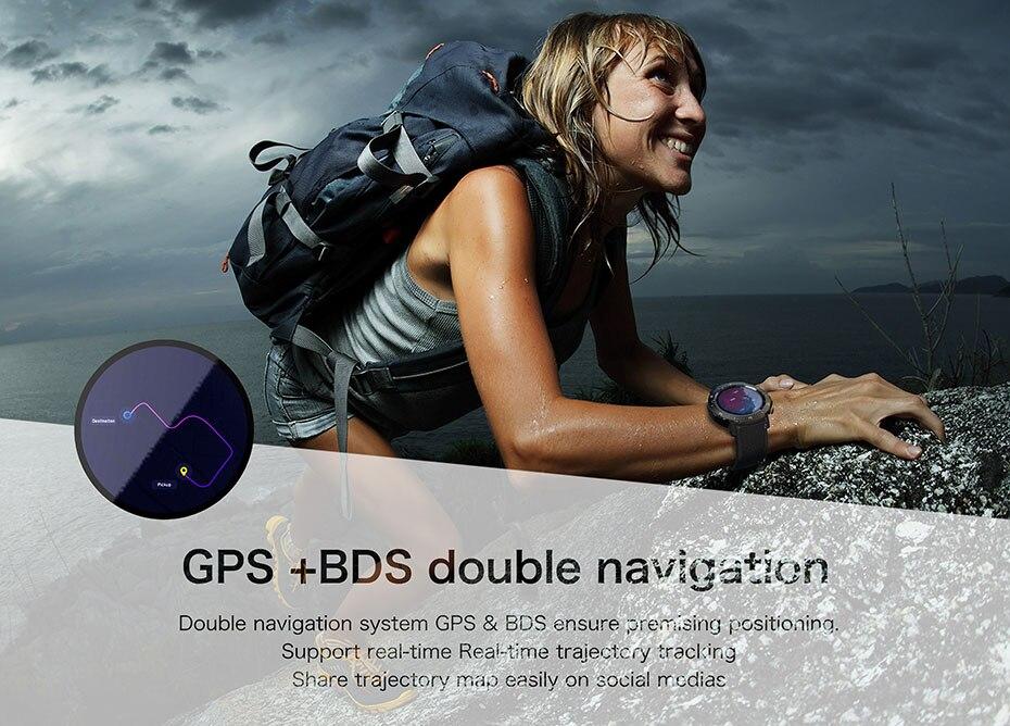 COLMI Flagship 4G Smart watch Android 7.1 OS MTK6739 1GB+16GB 400400 Display 530MAH IP67 waterproof GPS Men Smartwatch 5