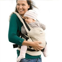 Germany Organic Cotton Baby Carrier 3 position Infant Carriers Sling Baby Suspenders Classic Kids Backpack free shipping