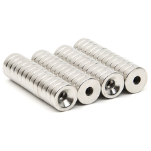 50pcs Very Powerful Acoustic Field Speaker 9.9mm x 2.7mm Round Shape N52 Magnet Rare Earth NdFeB Neodymium Permanent Magnet(China)
